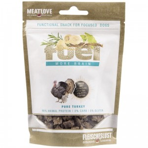 Meatlove - FUEL MORE BRAIN MINIS 80G - INDYK