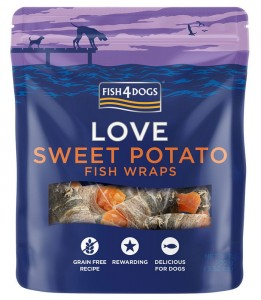 Fish4Dogs - Sweet Potato